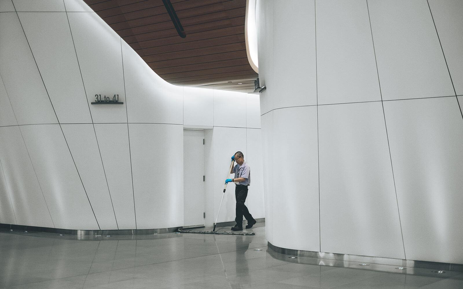 Hausbetreuung, Immobilienverwaltung & Reinigung von öffentlichen Flächen