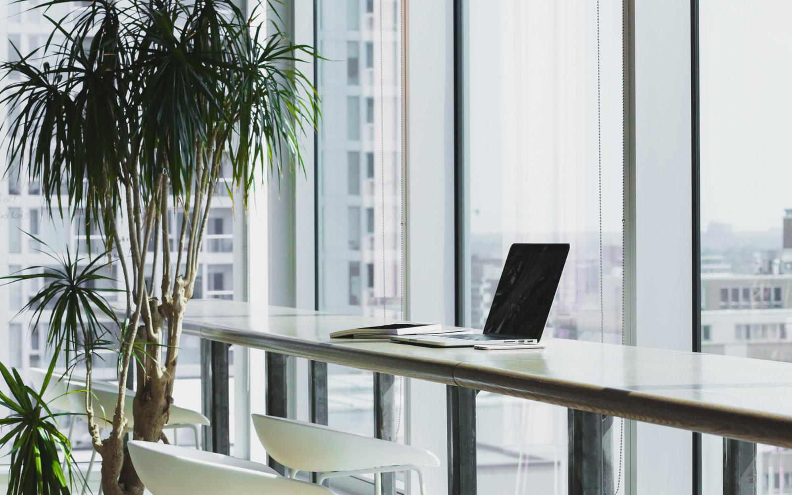 Gebäudereinigung bei Büros und Kanzleien